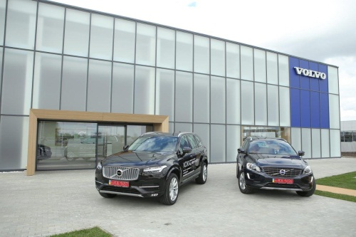 Volvo Car – Київ Аеропорт