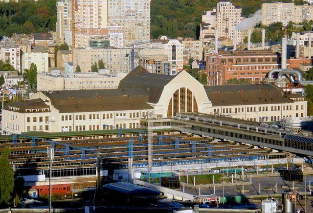 Центральный ж/д вокзал